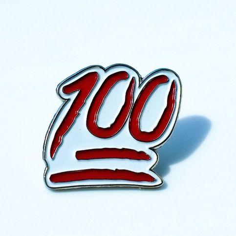 100 Emoji Lapel Pin On Storenvy Cheap Knickknacks Pinterest