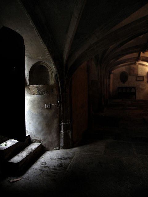 Catacombs, Bristol cathedral.