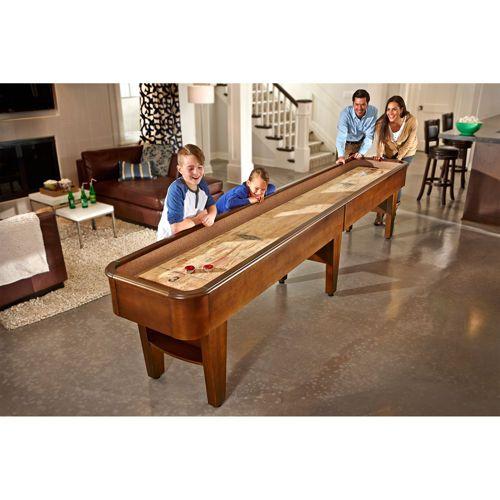 Brunswick Concord 12 Shuffleboard Table Shuffleboard