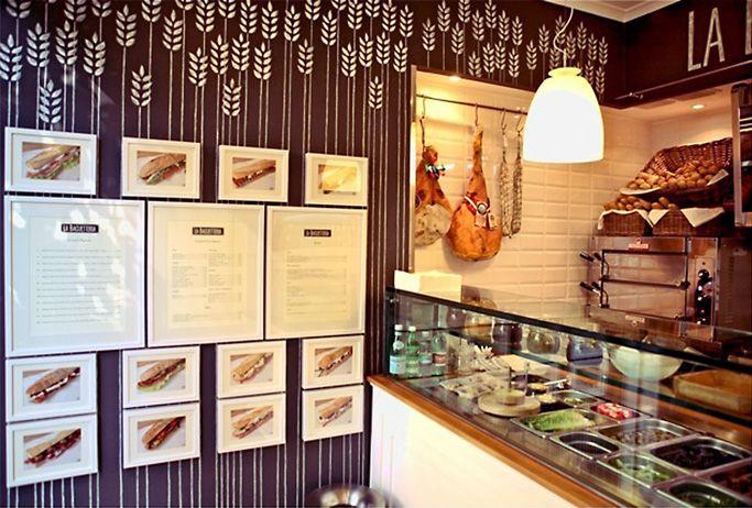 la baguetteria paninoteche arredamento ristoranti roma