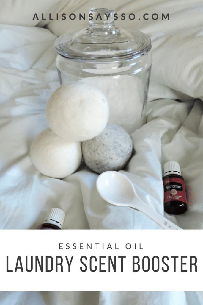 Switch Up Your Laundry Routine with Essential Oils