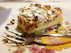 Sweet Angel: Torta rovesciata alla ricotta, con gocce di cioccolata