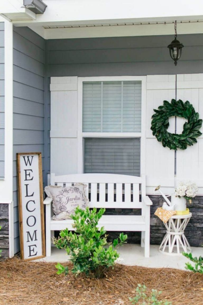 33+ Front porch bench ideas ideas