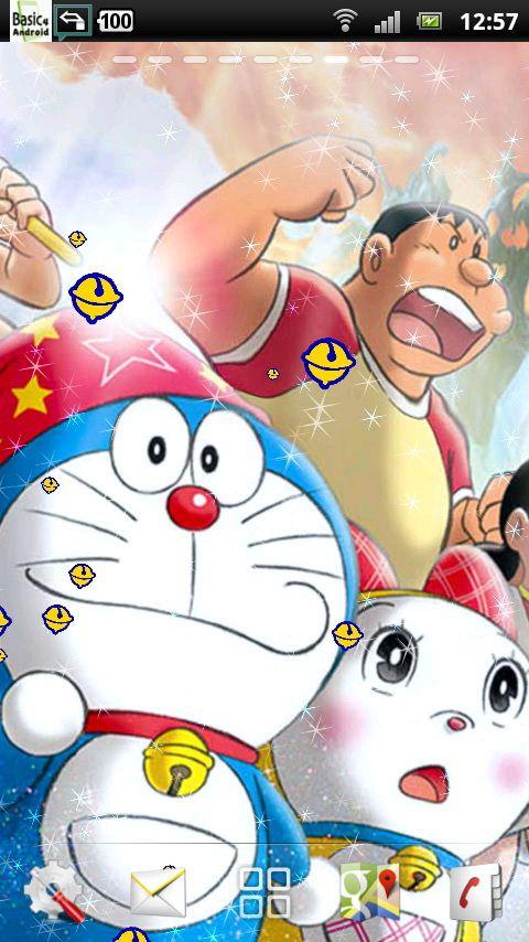 Doraemon Wallpaper For Android Wallpapersafari Images Wallpapers