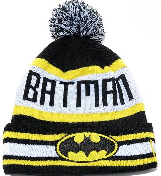 acc4fb1c5da Batman Bobble Hat. Want.