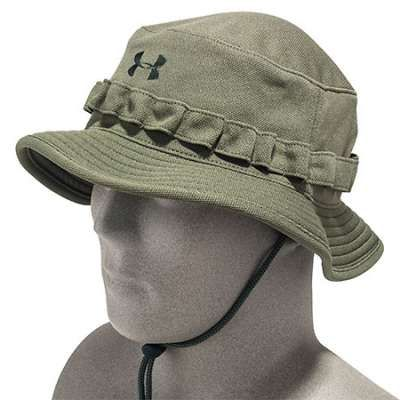 Under Armour Hats  1219730 390 Men s Marine OD Green Bucket Hat ... 3d2fe174c4d