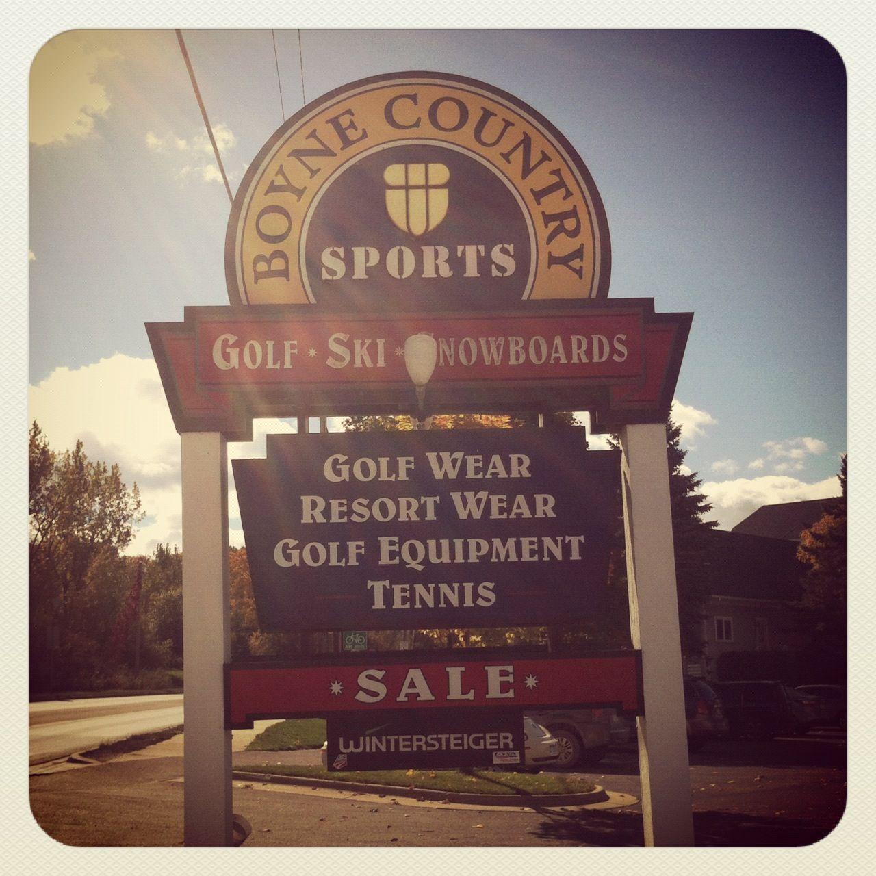 Boyne Country Sports Petoskey Country sports, Fun sports