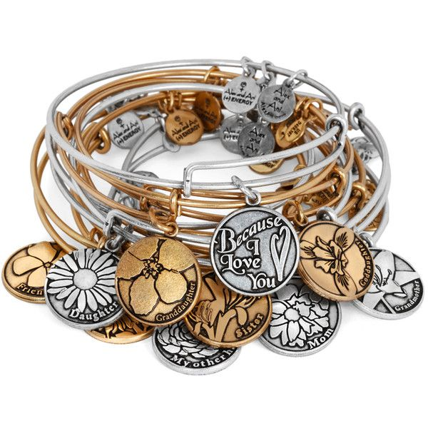 Alex and Ani collections (100) liked on Polyvore Alex