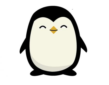 Plancast Penguin Development Process Penguin Sketch Cute Penguin Cartoon Cute Penguins