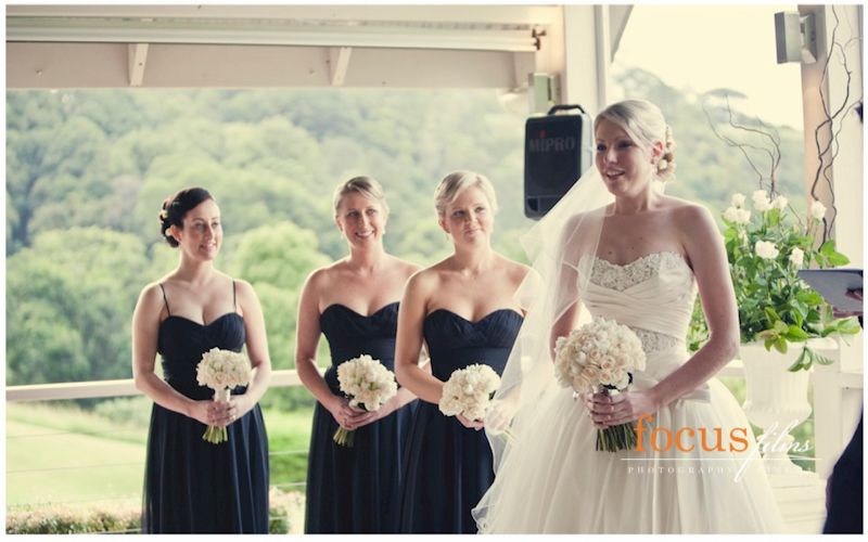 Maleny Manor Wedding Photography by Focus Films