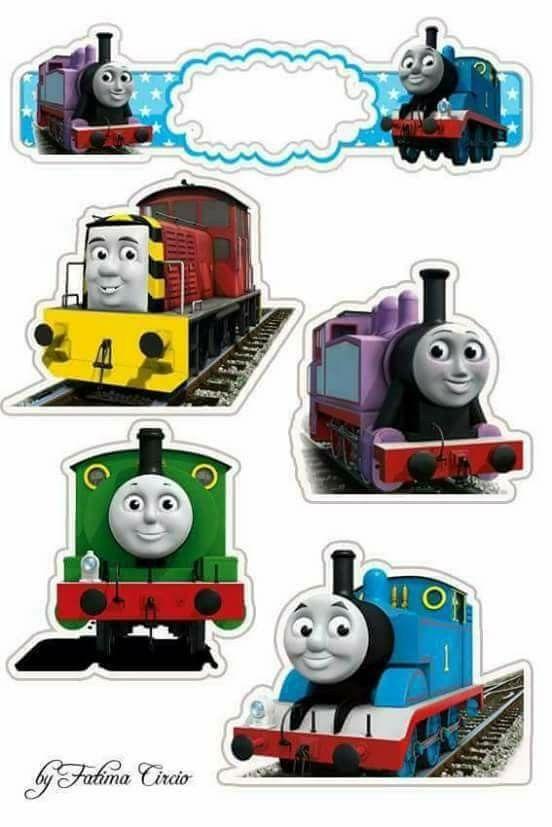 130 Ideas De Thomas Thomas El Tren Cumpleaños De Thomas Cumpleaños De Thomas El Tren