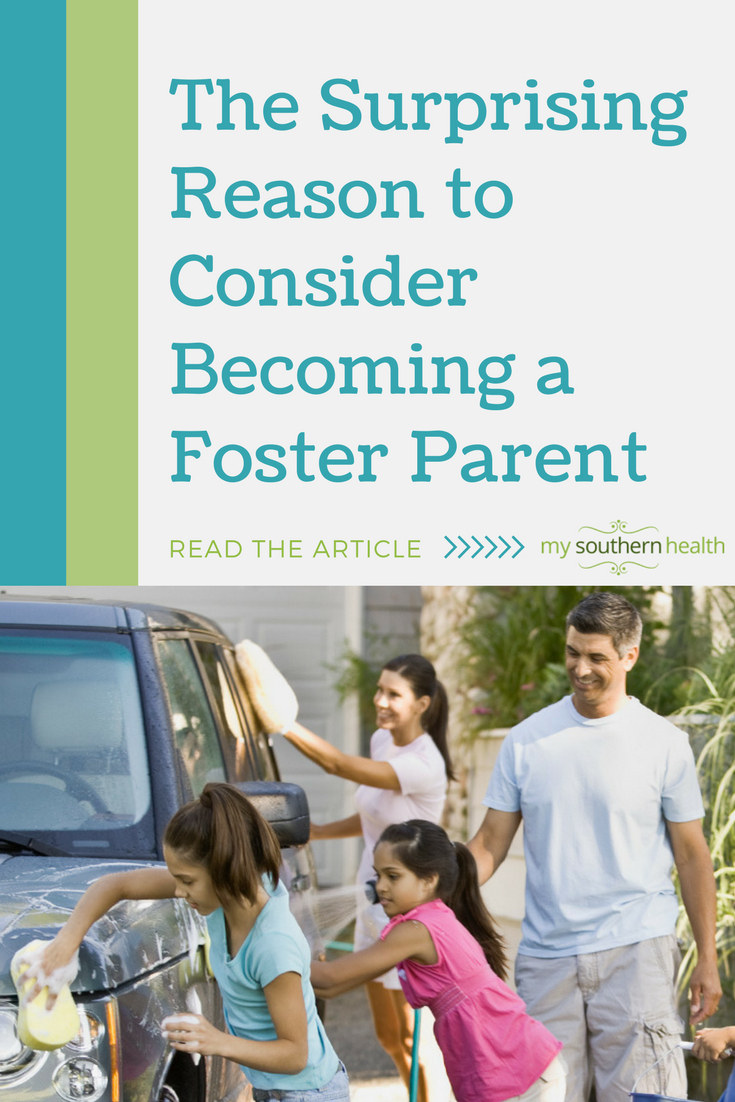 The Surprising Reason to Consider Becoming a Foster Parent ...