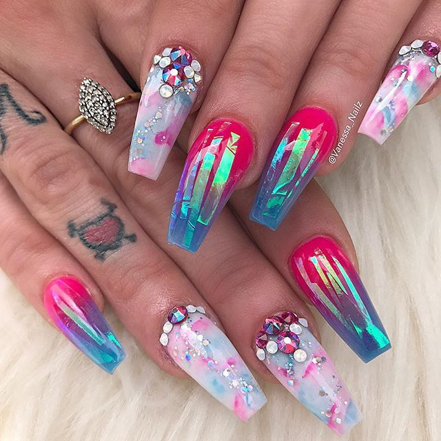 Pin by Angelica Lidén on Nails | Pinterest | Instagram, Nail nail ...