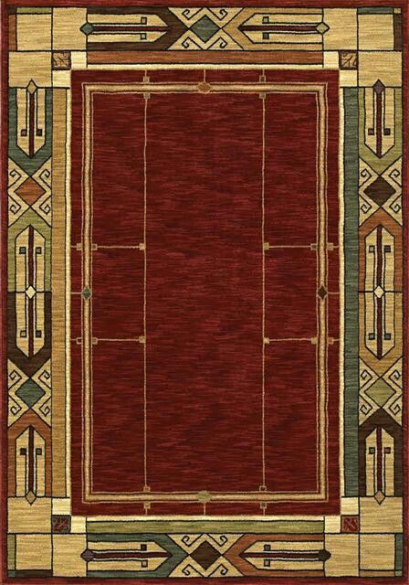 Mission Plains Rug From Museum Of New Mexico Collection