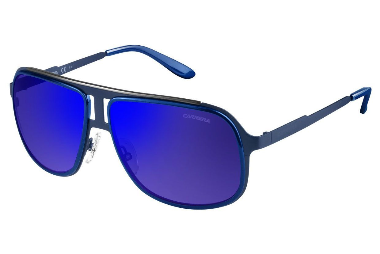 46d2a1954b Carrera - 101/S Blue Ruthenium Sunglasses, Blue Sky Mirror Lenses ...