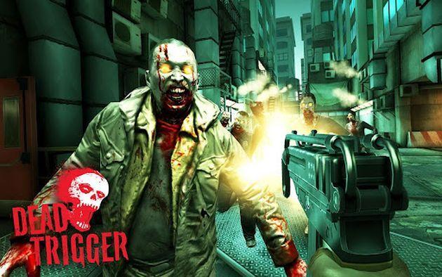 Dead Trigger El Juego De Matar Zombies Para Android Ahora Es