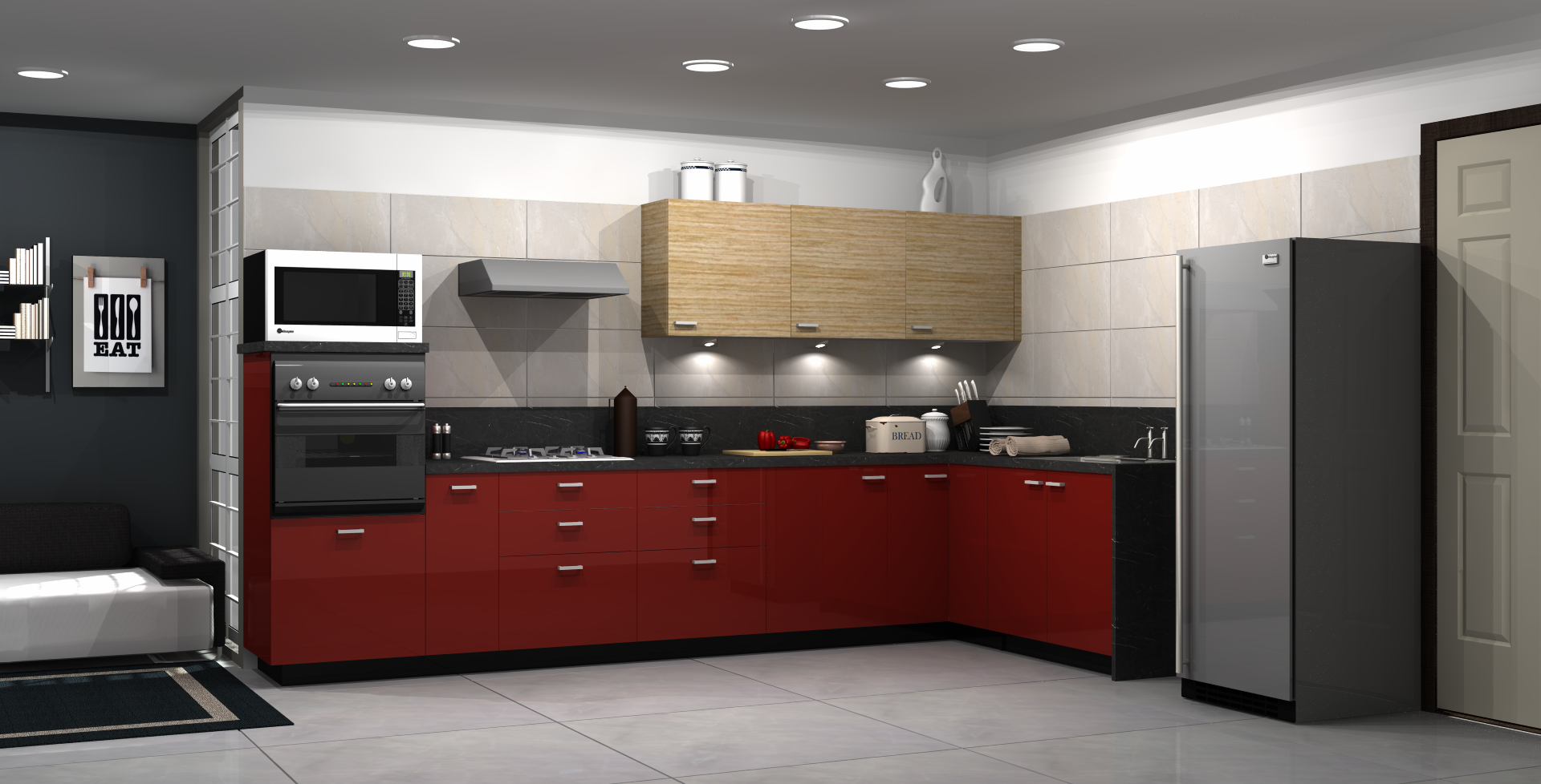 The Best Modular Kitchen Company In India Wardrobe Design