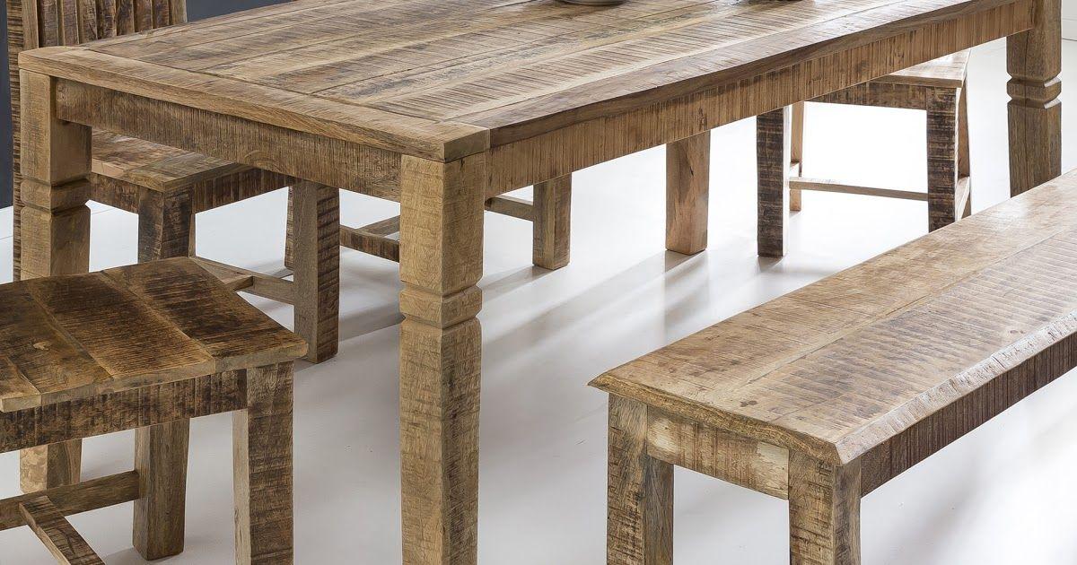 Baumstammtisch Massivholz Suar Esszimmertisch Kuche Tisch Holz Wohnzimmer