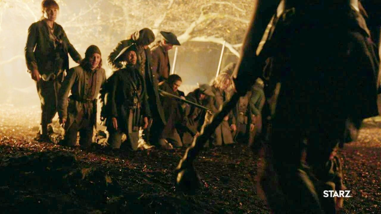Never My Love   Outlander_Starz Season 5 Episode 12/Finale   May