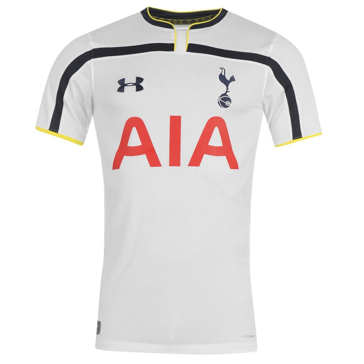 Tottenham Hotspur FC (England) - 2014/2015 Under Armour Home Shirt