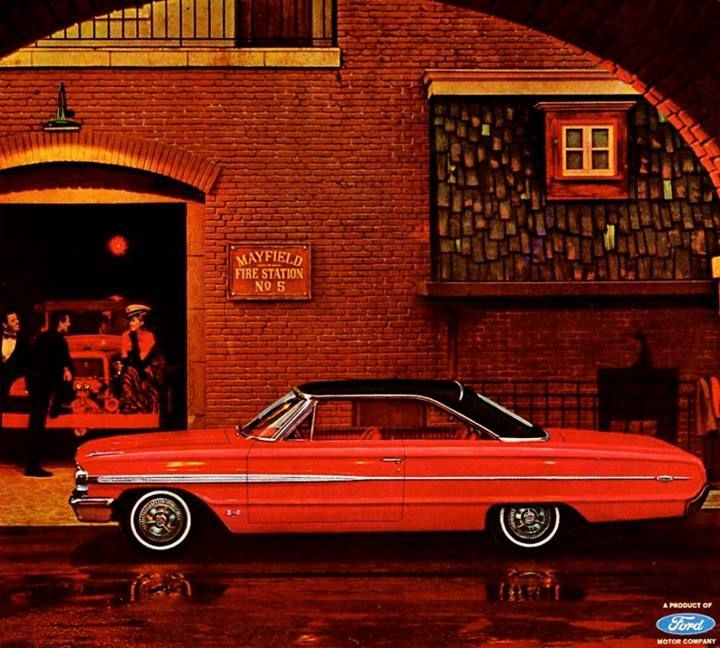 1964 Ford Galaxie 500 Xl 2 With Images Ford Galaxie 500