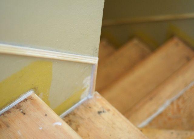 how to fix bad crown molding big gaps
