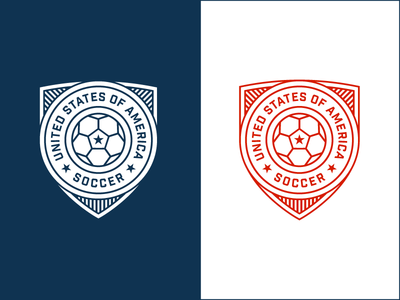 Usa Usa Usa Football Logo Design Logos Design Sports Logo