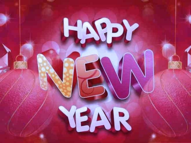 animated new year 2018 images with funny photos free download