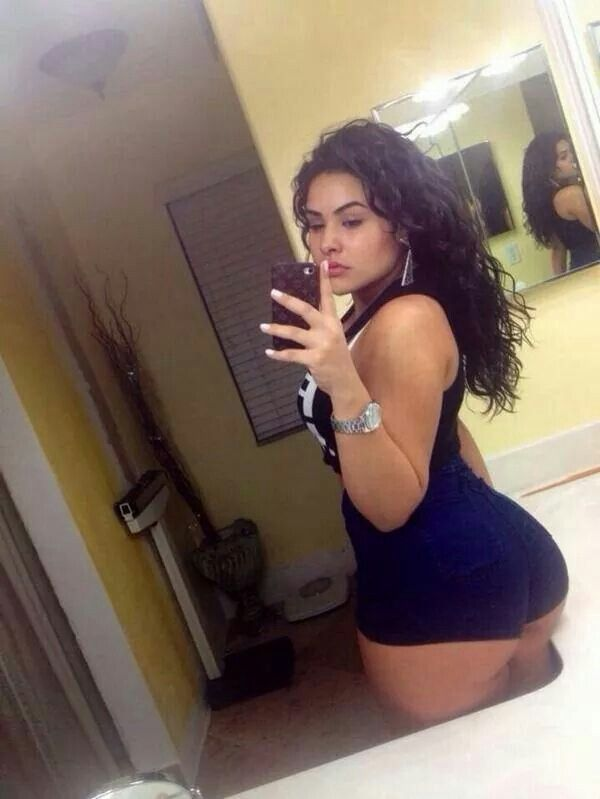Sexy thick girl selfies