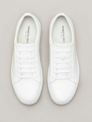 new style 23890 353f8 PLAIN all white tennis shoes, not canvas material for stains. Needs to be  wipe-able