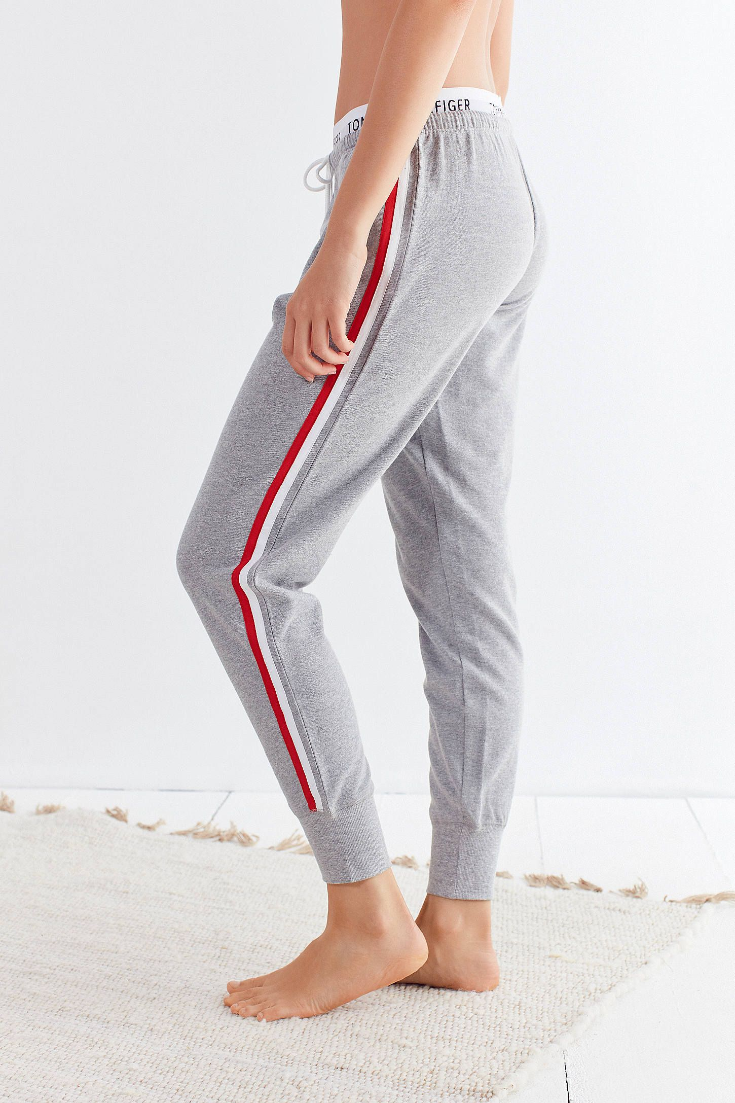 9165ace2 Shop Tommy Hilfiger X UO Side Stripe Logo Jogger Pant at Urban Outfitters  today. We carry all the latest styles, colors and brands for you to choose  from ...