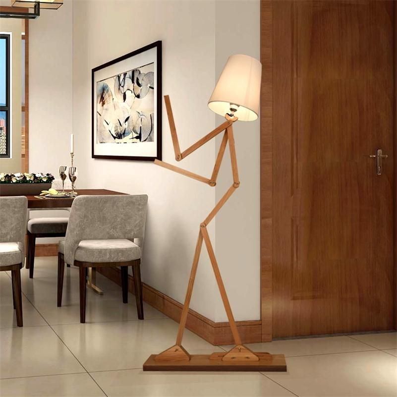 Cheap Wooden Floor Lamps Buy Quality Floor Lamp Directly From China Stand Light Suppliers Creative Huma Wooden Floor Lamps Lamps Living Room Diy Wooden Floor