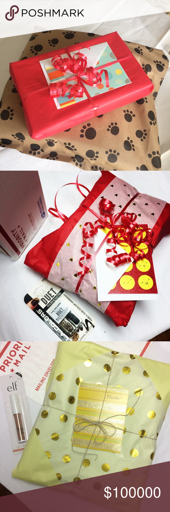 Pretty Posh Packages For love and lemons, Packaging