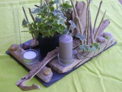jardin zen en bois flott accessoires de maison par bois flottelandes jardin zen pinterest. Black Bedroom Furniture Sets. Home Design Ideas
