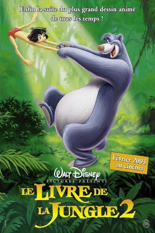 Livre De La Jungle 2 : livre, jungle, Livre, Jungle, Book,, Disney, Animated, Movies