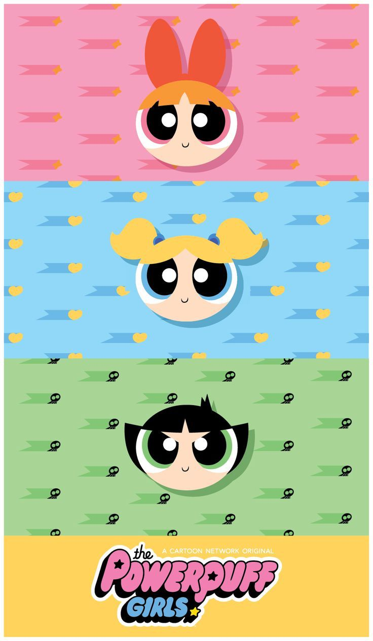 The powerpuff girls the powerpuff girls papeis de - 90s cartoon wallpaper ...