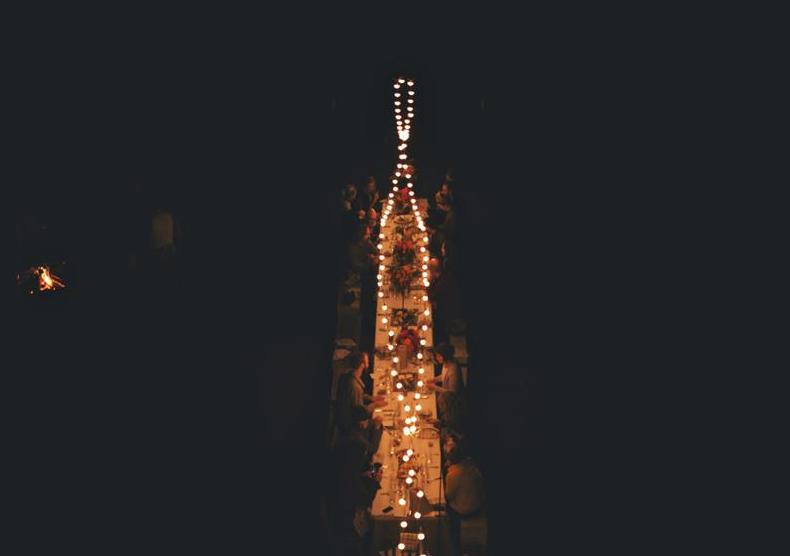 photo by olivia rae james | kinfolk dinner charleston sc
