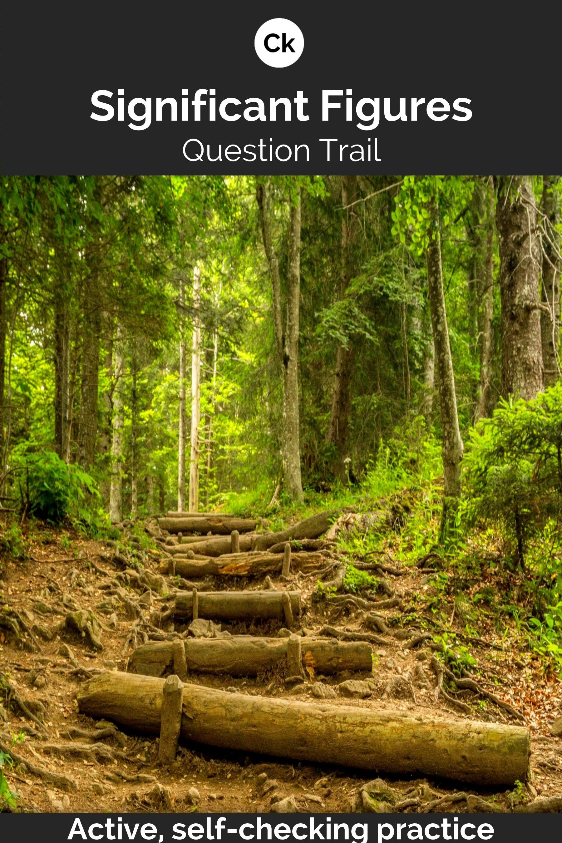 Significant Figures And Scientific Notation Question Trail