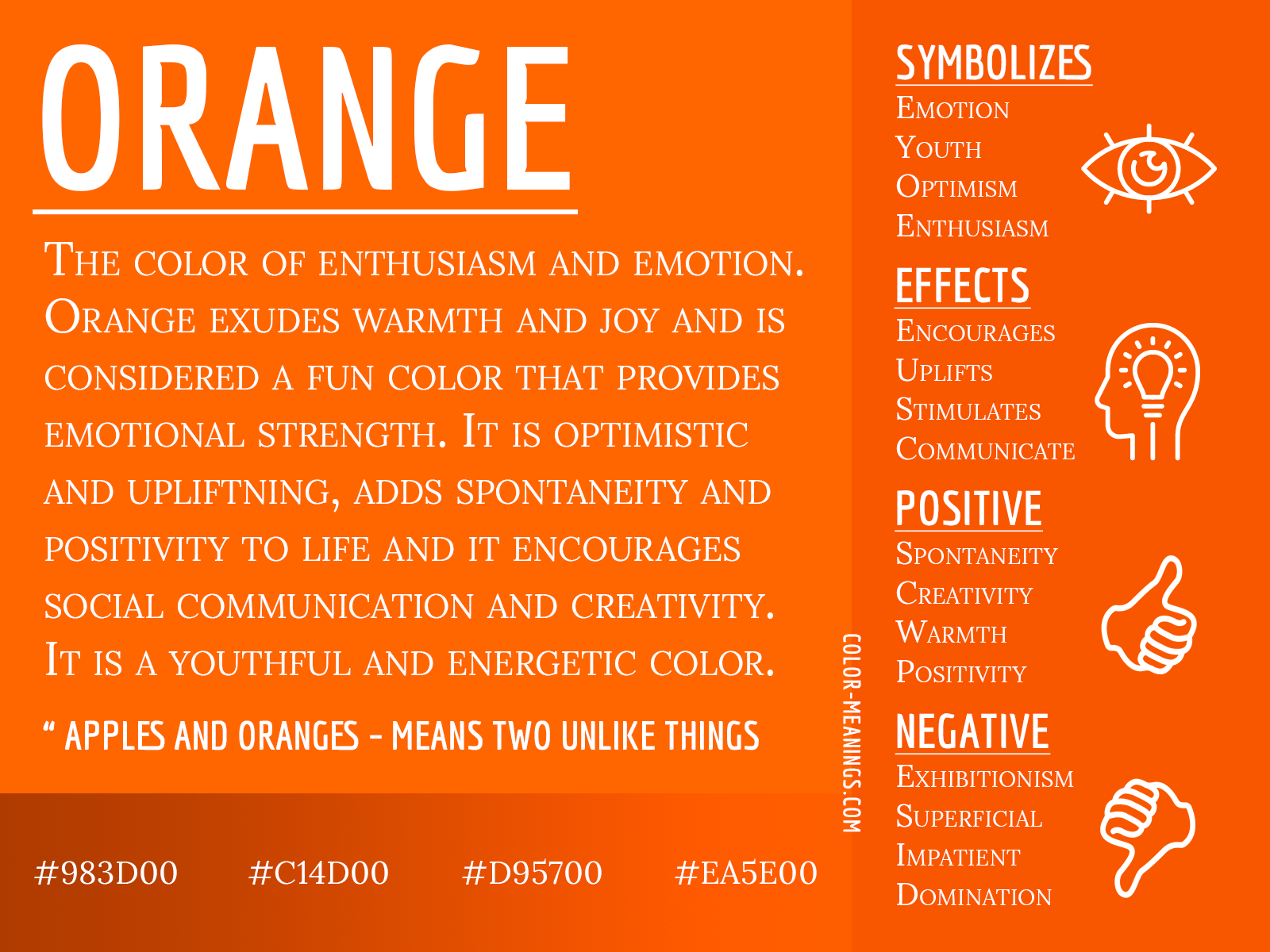 Pin by lussy (_._) on Happy! in 2020 Color meanings