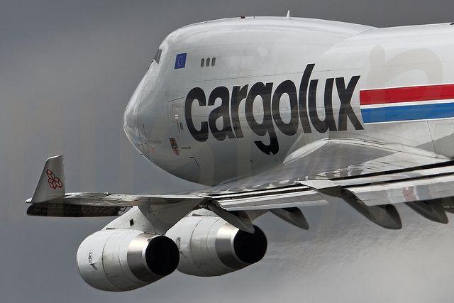 Cargolux Boeing 747 Aircraft B 747 All Series Pinterest Boeing
