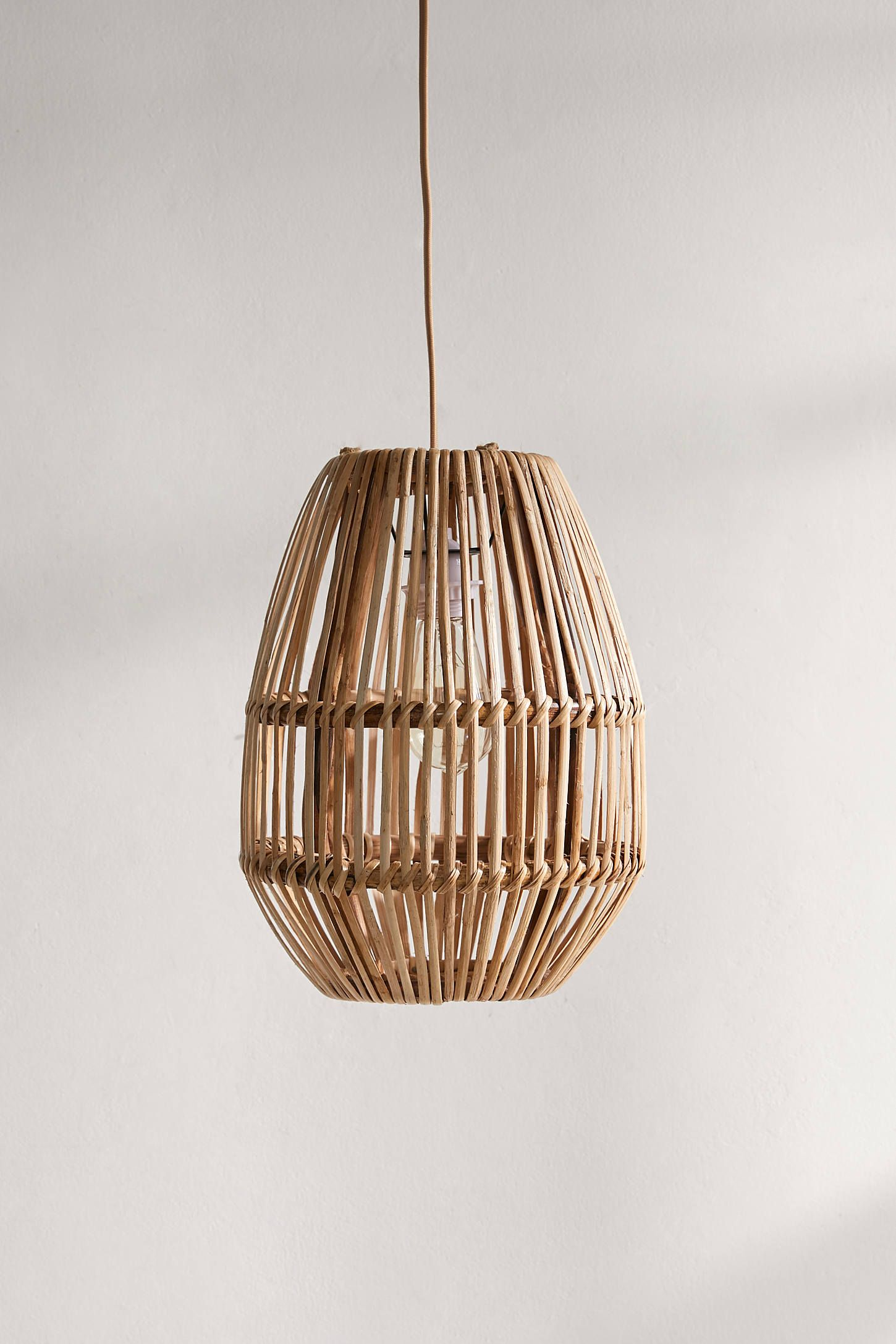 Bamboo Woven Pendant Light Pendant Light Bamboo Light Rattan Pendant Light