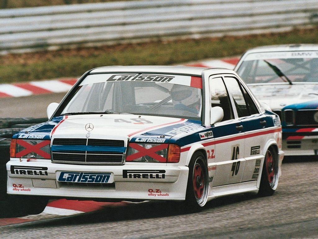Mercedes benz 190 race car modern racers pinterest for Mercedes benz race cars