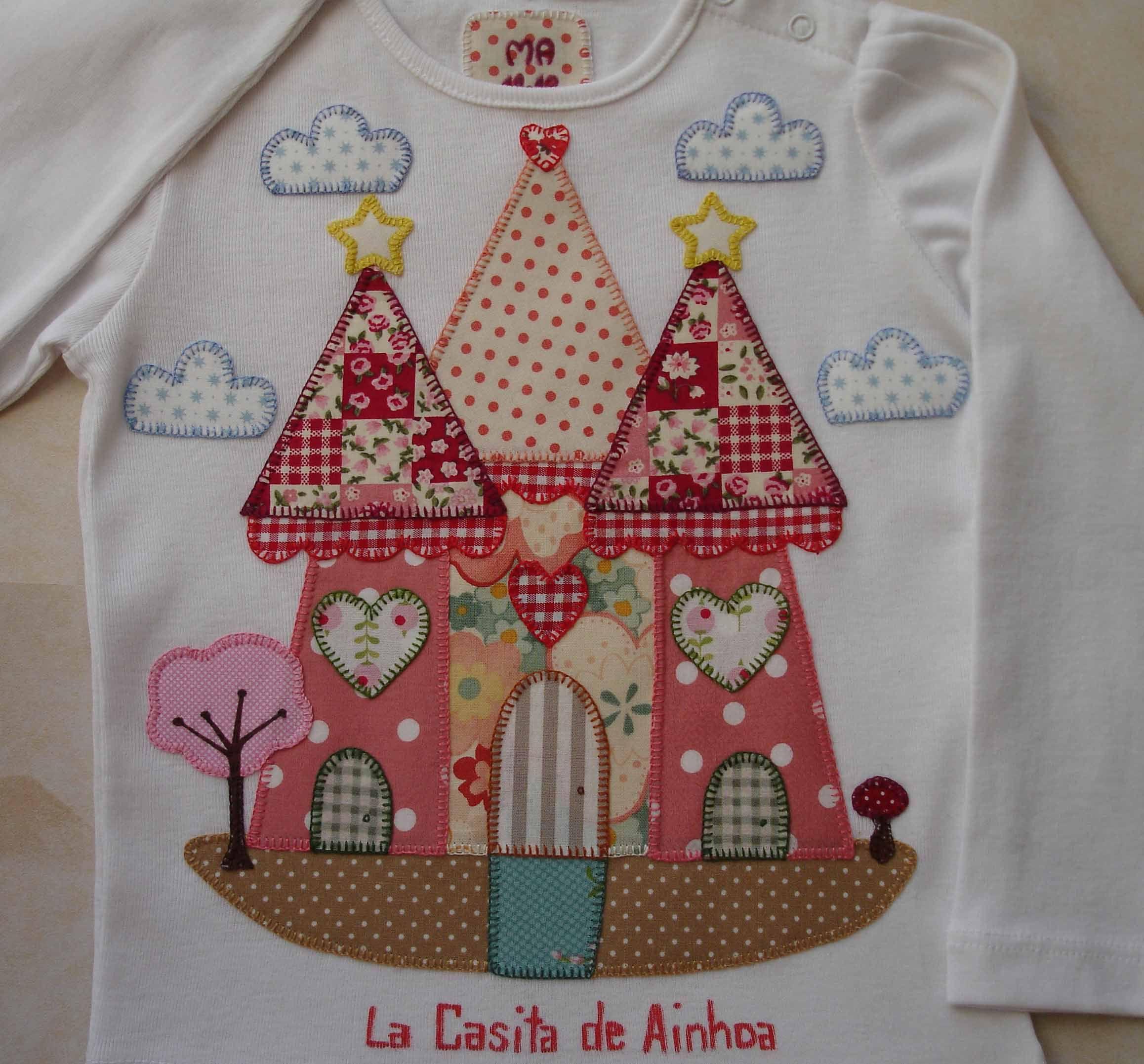 Para bebes · Camisetas Ainhoa (alicia Mor) 5 be87cd8ff22c