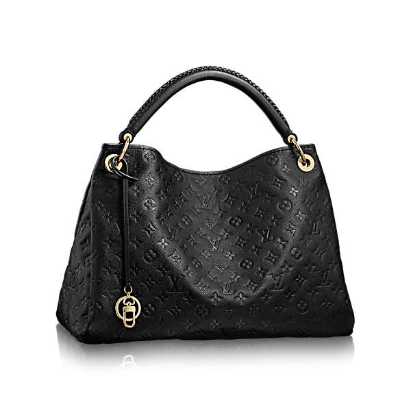 0ba7aaa348 LOUIS VUITTON Artsy Mm. #louisvuitton #bags #leather #lining #charm ...