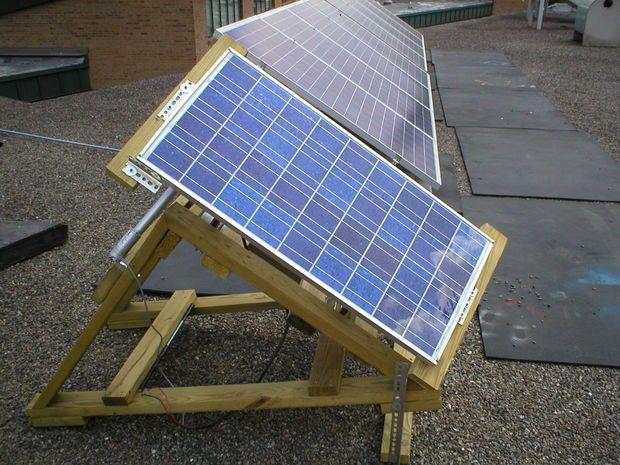 Rain Barrels Chicken Coops And Solar Panels Diy Solar Panel Solar Panels Solar Tracker