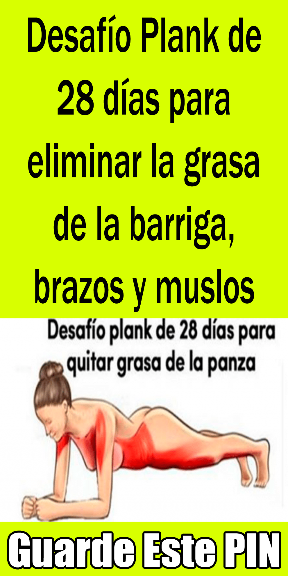 Desafío Plank De 28 Días Para Eliminar La Grasa De La Barriga Brazos Y Muslos Perder Grasa Abdominal Como Perder Grasa Abdominal Adelgazar Barriga