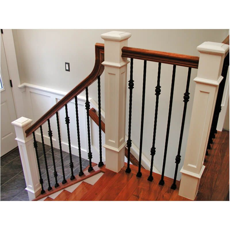Single Ball Iron Baluster (With Images)