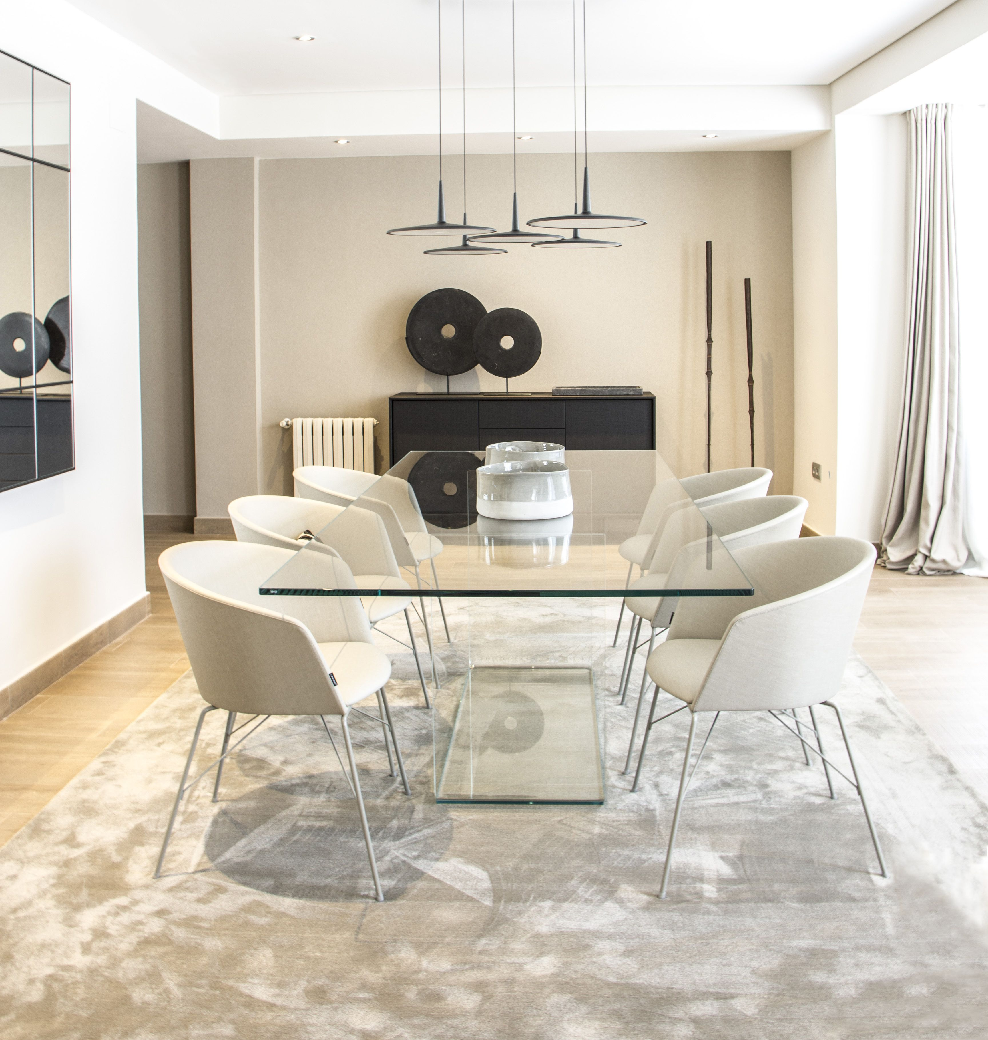 Valencia Dining Table In A Residential Project Thanks To Its