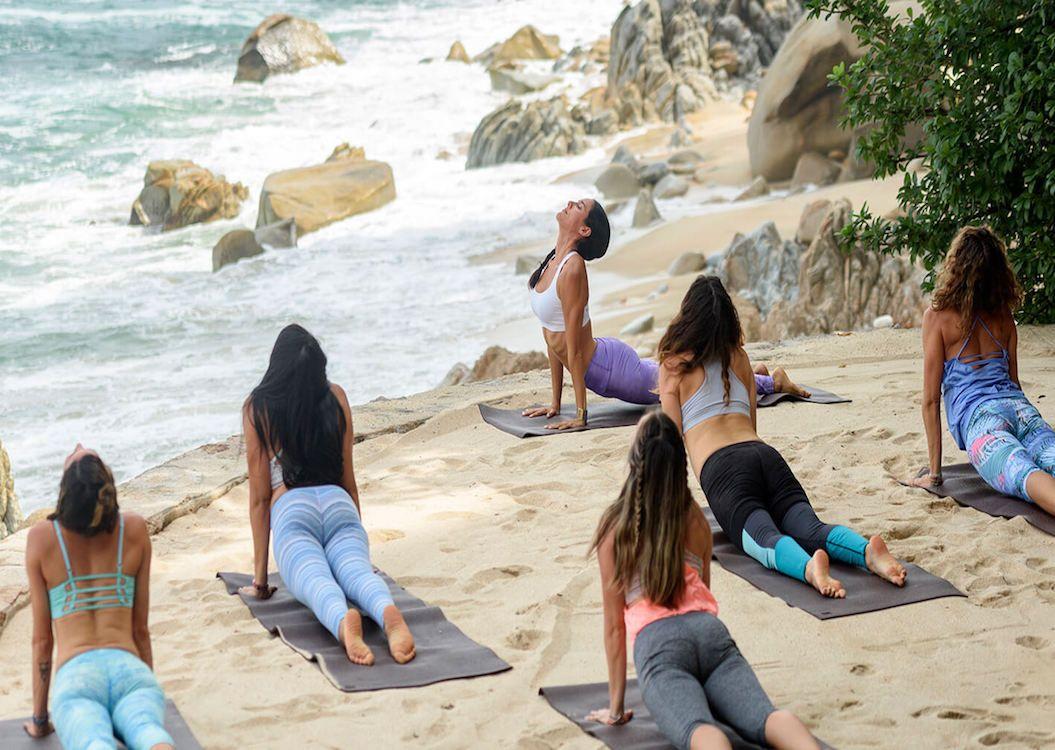 6 Yoga & Wellness Retreats To Relax & Renew In Fall 2018