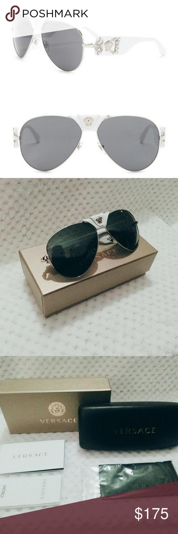 4281b054b7e Versace Rock Icons Medusa Sunglasses Brand new